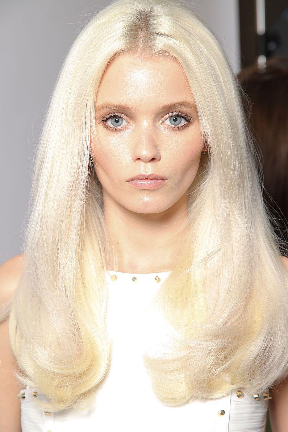 رنگ مو آتوسا بلوند روشن
