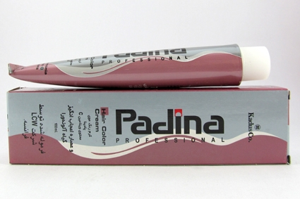 فروش رنگ موی پادینا