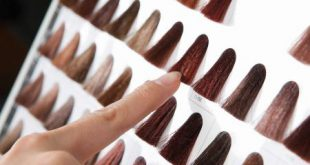 انواع رنگ مو بلگا